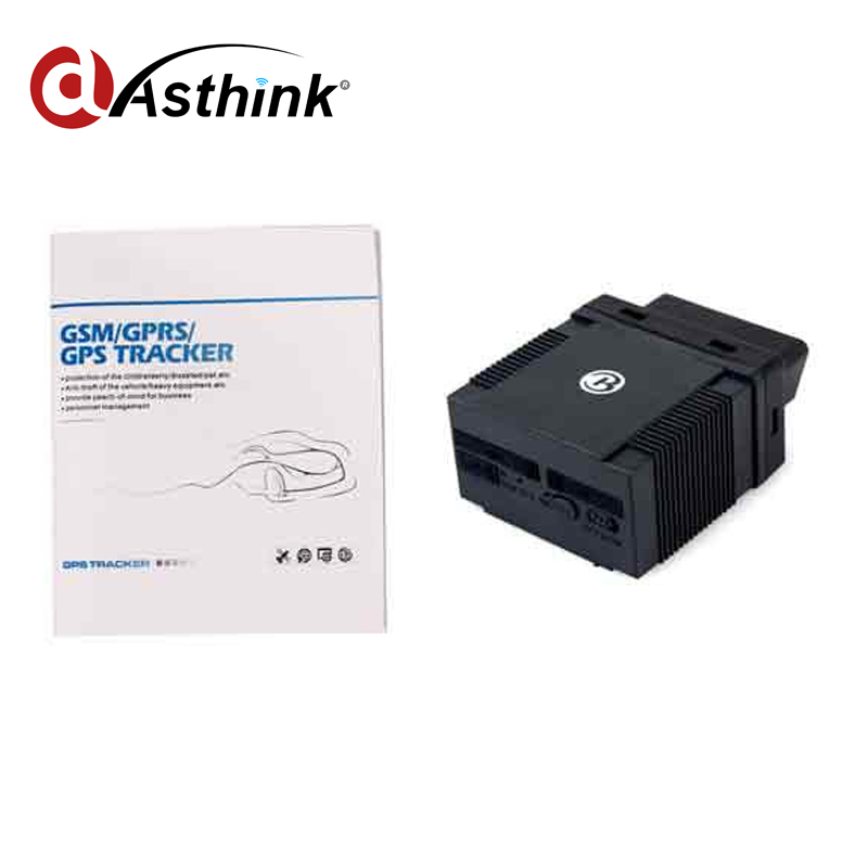 2014 Top Sale OBD II Small Size Vehicle GPS Tracking Car System Fleet Management Support mobile