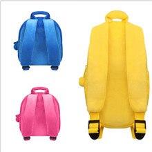 2019 Новый Детский плюшевый рюкзак-Акула милый мультфильм животные школьный рюкзак дорожная сумка дети мини школьные сумки Дошкольный рюкзак для девочек
