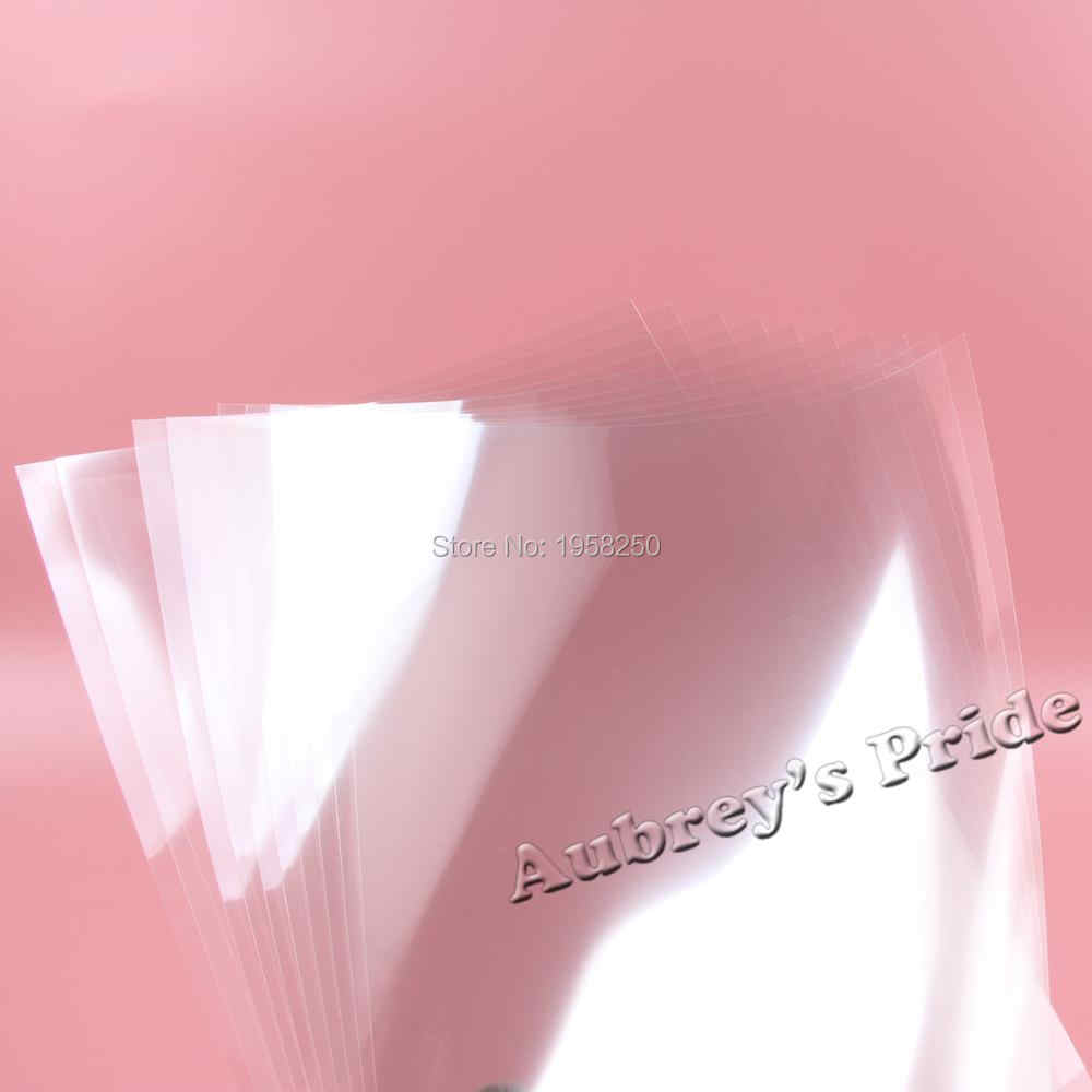 Free Shipping 10Pcs Transparence Clear Brand New A4 Size (297x210mm) Inkjet Printer Printing Film