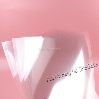 Darmowa wysyłka 10 sztuk Transparence wyczyść nowy format A4 (297x210mm) folia z nadrukiem do drukarek atramentowych tanie i dobre opinie suruech Papier fotograficzny