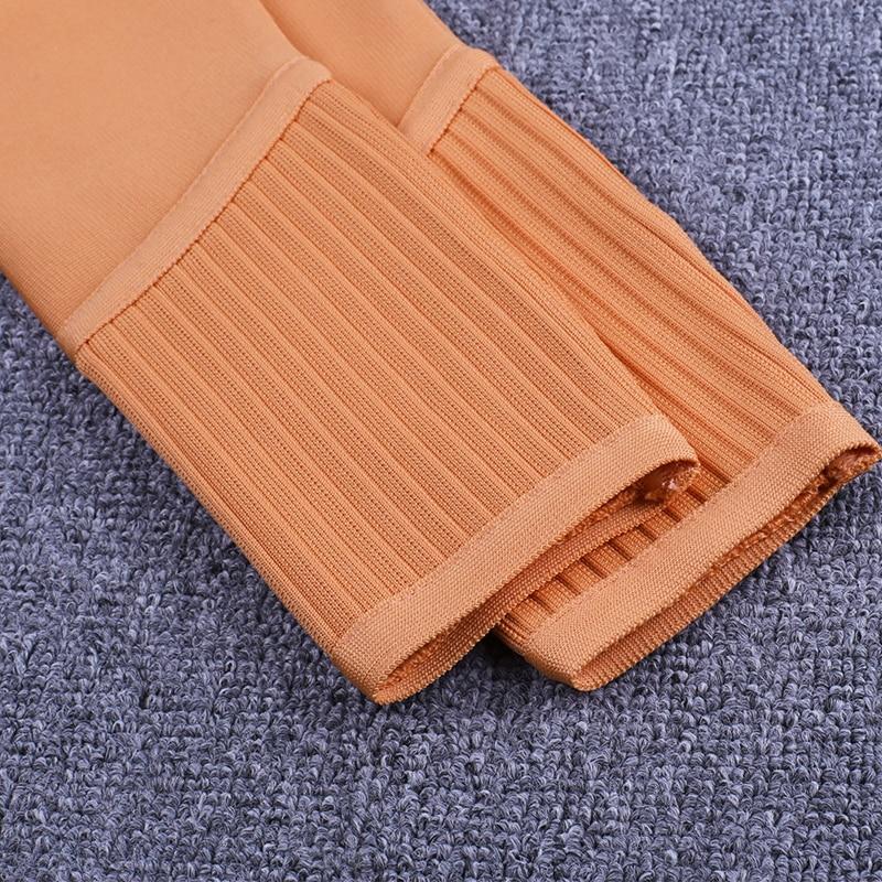 Orange Sleeve Fall Women's 10