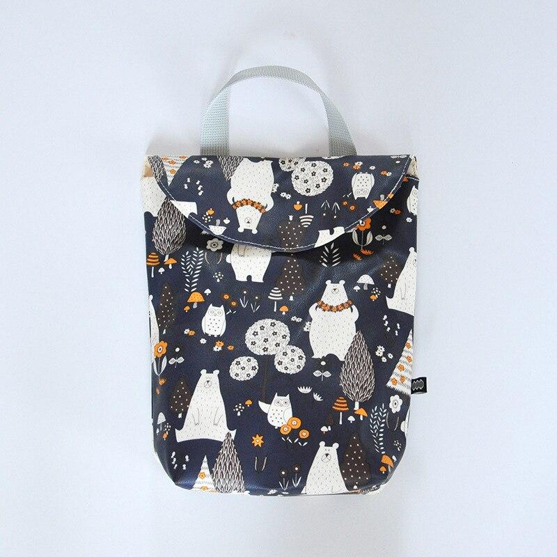 Mummy Maternity Nappy Bags Baby Diaper Bag Large Capacity Mother Portable Nursing Handbag Diaper Storage Organizer Bag