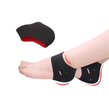 1Pair Ankle Brace Protectors Heel Anti Cracking Relieve Pain Prevent Grind Feet Breathable Waterproof Protective Gear Pads