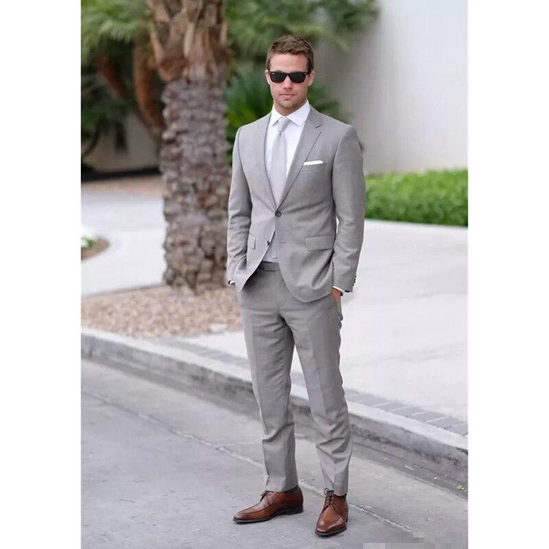 Veste grise homme pantalon