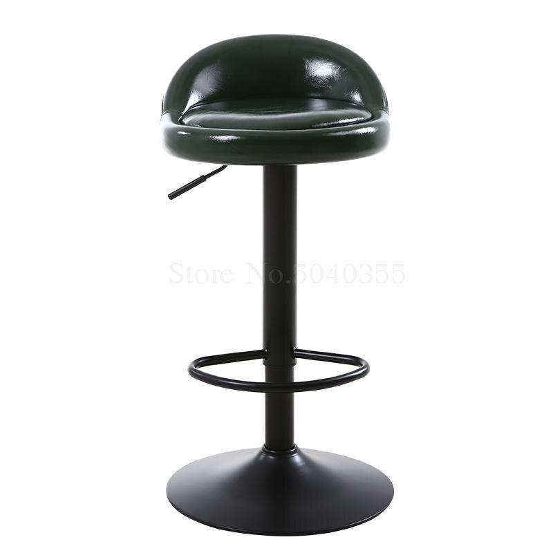 Bar Stool Modern Minimalist Cash Register Chair Stool High Stool Bar Table And Chair Lift High Chair Bar Stool Back Bar Chair