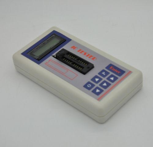 Transistor Tester Detect IC Meter Maintenance Digital led Tester MOS PNP NPN free shipping 100pcs lot 2sc1675 y 2sc1675 c1675 transistor to 92 npn transistor
