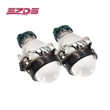 SZDS Auto voiture phare 3.0 pouces HID bi xénon pour Hella 3R G5 5 projecteur lentille remplacer phare rénovation bricolage D1S D2S D3S D4S