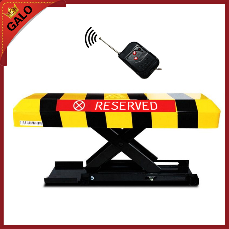 Remote controls automatic parking barrier,reserved car parking lock,parking facilities reserved ремень