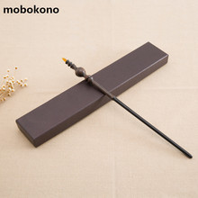 mobokono Minerva McGonagall Top-Quality Wand with Metal Core Cosplay Prop Magic Wand Movie Toy Stick Harry Potter