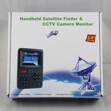 Sat Finder 3.5inch Kpt-968g For Satellite Openbox TV Receiver Handheld Digital Tv Test Tool For Decodeur Top Quality