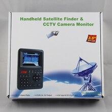 Sat Finder 3.5inch sk968g For Satellite Openbox TV Receiver Handheld Digital Tv Test Tool For Decodeur Digital Satellite Finder