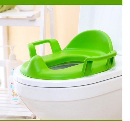 HOT Soft Children Potty Training Seat Easy Clean Kids Toddler Trainning Toilet PC Bathroom Accessories