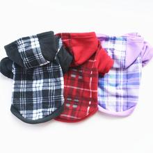 Fashion Dog Hooides Pet Clothes For Dogs Sweater Overalls Coat Jackets Pets Cats Clothing Outfits