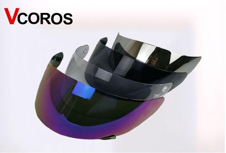 Full Face Motorcycle Helmet Visor Lens Shield Anti-UV For LS2 FF352 FF369 FF384