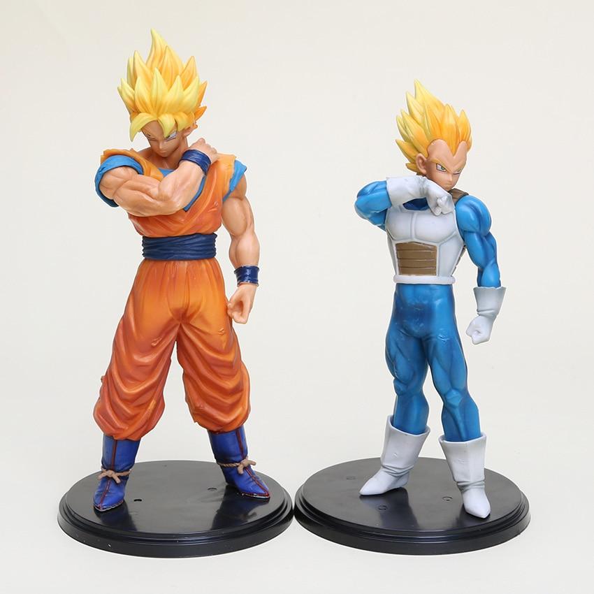 Dragon Ball Z Son Gokou Super Saiyan 20cm Action Figure Figuras Giocattoli Toys