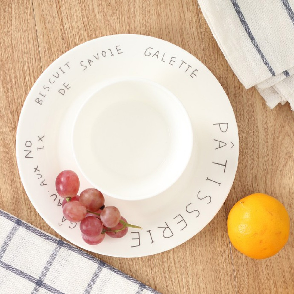 Online Buy Wholesale french white dishes from China french white ...