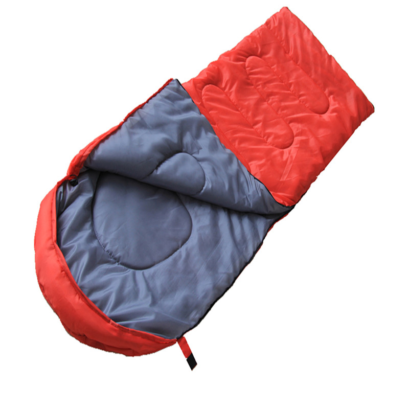 Ultralight Outdoor Sleeping Bag Cotton Envelope Type Single Adult Camping Down Sleeping Bag Equipment Sleep Bags Shop Online in Sleeping Bags from Sports Entertainment