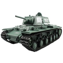 2 4G 1 16 Russian KV 1 Ehkranami Main Battle Tank World War II Army Tank