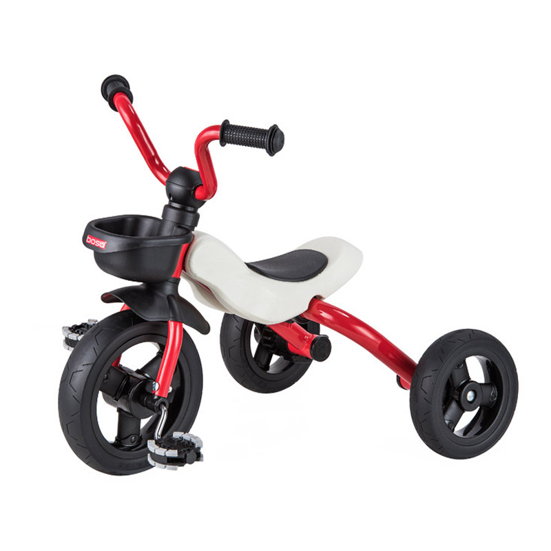 Pliant enfants Tricycle vélo 3-6 ans Tricycle pour enfants bébé vélo poussette trois roues vélo pour enfants bébé poussette 3 roues