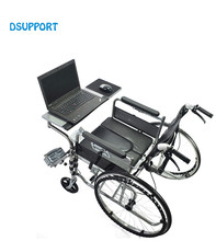 OK150 Multifunctional Wheechair Clamping Notebook/ Laptop Holder Keyboard Pad Support Lapdesk