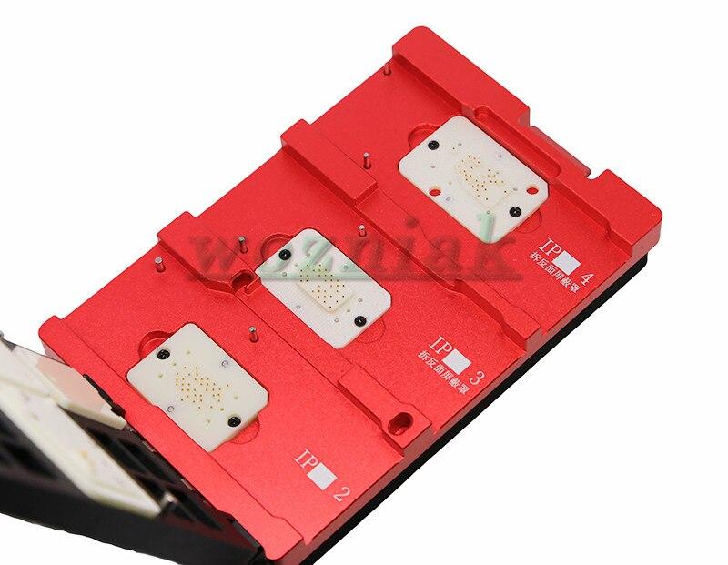 NAND Flash IC puce programmeur outil Fix et pour ipad 2 3 4 5 6 adaptateur de Non-retrait sans changement NAND par NAVI PLUS Pro3000s - 2