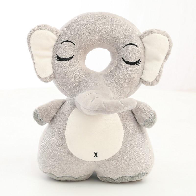 Multi-stil Schwein Koala Elefant Einhorn Und Frosch Tier Kopf Schutz Kissen Für Kleinkinder Lernen Zu Gehen Gutes Renommee Auf Der Ganzen Welt Sammeln & Seltenes