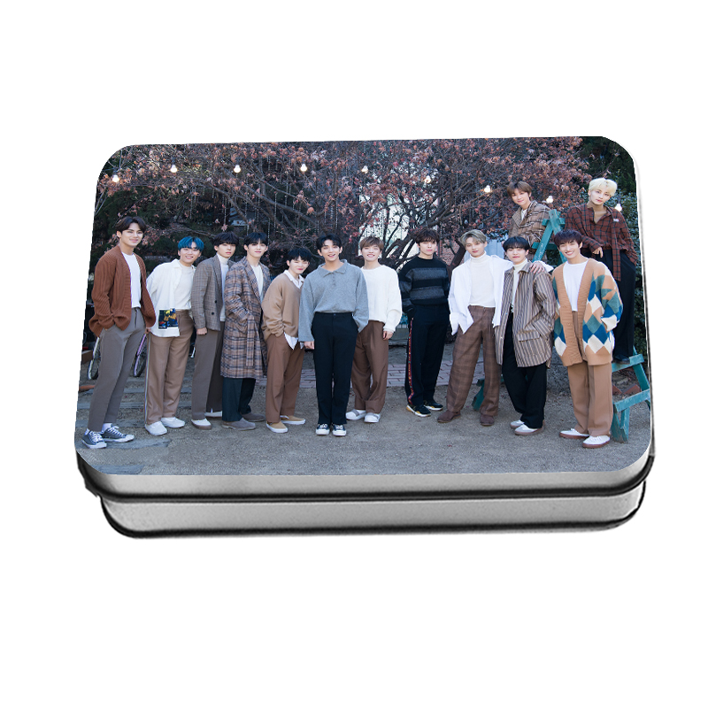 Flight Tracker 2019 New Fans Gifts New Seventeen You Made My Dawn Photocard New Fashion Album Polaroid Lomo Photo Card 40pcs/box Dependable Performance Jewelry Findings & Components