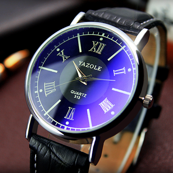 YAZOLE 2019 Quartz Wrist Watch Men Watches Top Brand Famous Blue Glass Wristwatch for Man Male Clock Hodinky Relogio MasculinoYAZOLE 2019 Quartz Wrist Watch Men Watches Top Brand Famous Blue Glass Wristwatch for Man Male Clock Hodinky Relogio Masculino