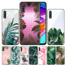 Back Soft Silicone TPU Cover Cases For Samsung Galaxy A7 A8 A9 A6 J4 J6 Plus 2018 Note 8 9 10 S7 Edge Cov