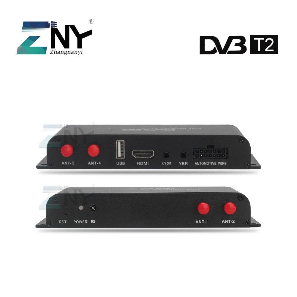 Car dvb t2 dvb t mpeg4 digital tv box 4 seg support 180 for 4 box auto
