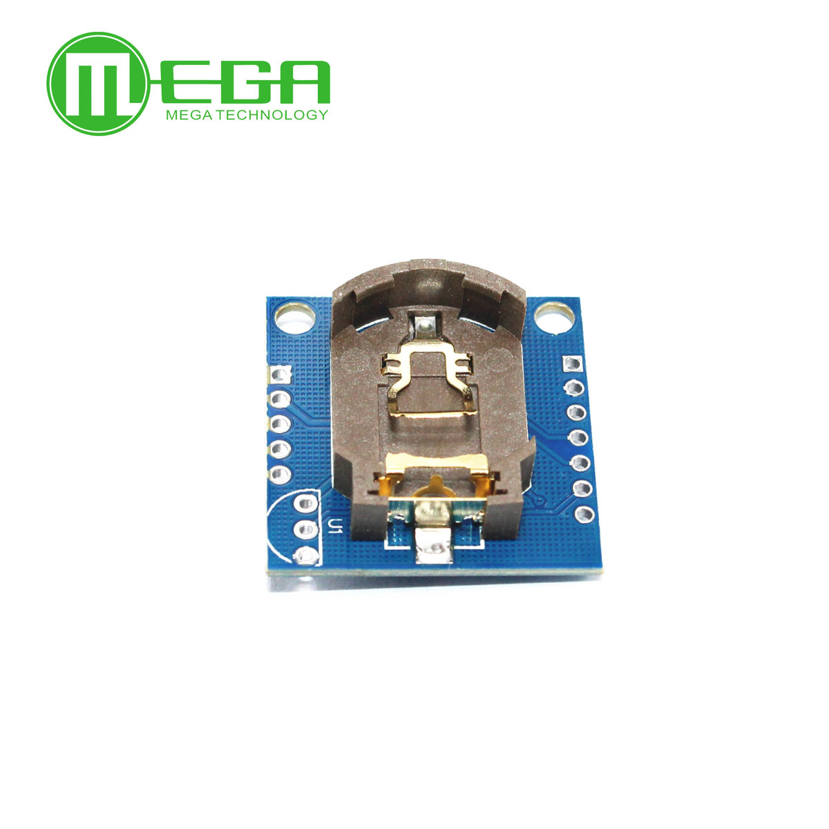 New I2C RTC DS1307 AT24C32 Real Time Clock Module For AVR ARM PIC Wholesale (battery NOT include)New I2C RTC DS1307 AT24C32 Real Time Clock Module For AVR ARM PIC Wholesale (battery NOT include)