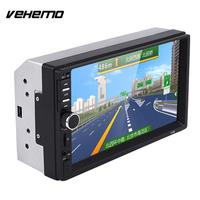 Vehemo Mirror Link Car Audio Car MP5 Remote Control MP5 Player Premium Smart USB