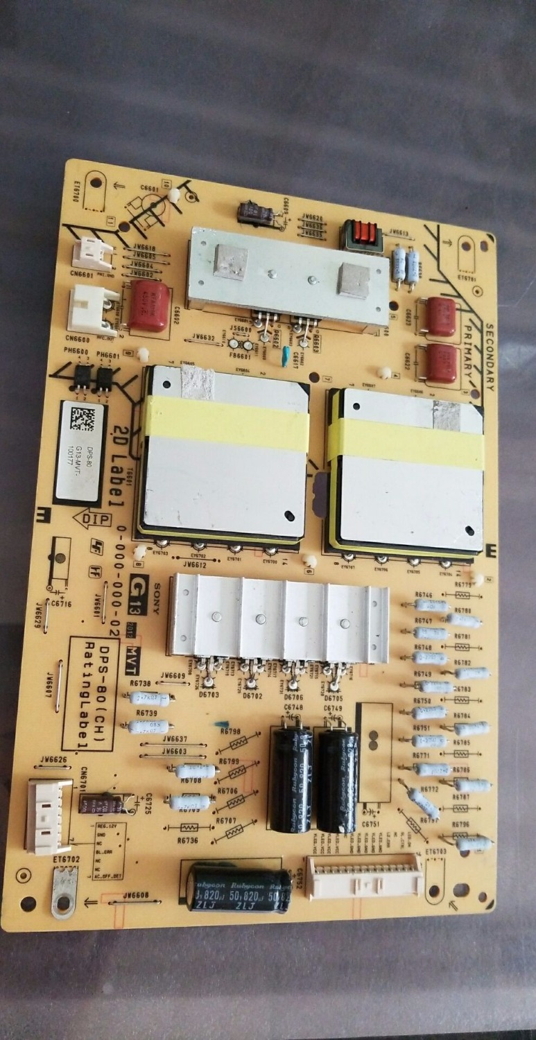 DPS-80(CH) 0-000-000-02 Good Working Tested rhodes 1 80 000
