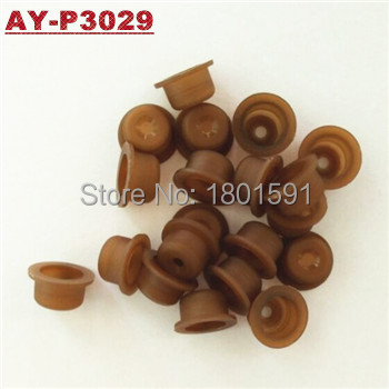 Free Shipping 1000units Top Feed fuel injector pintle caps for universal bosch injector service kits (AY-P3029,12.6*6.4*2.5mm) 5000pieces universal nitrile butadiene rubber nbr seals orings id7 52 cs3 53mm for fuel injection ay o2012nbr