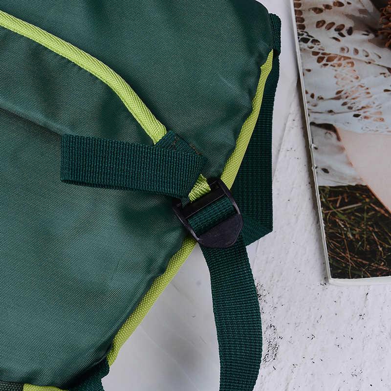 Unissex esportes mochila mochila saco withe alça macia leve náilon mochilas para viagens caminhadas 9 cores