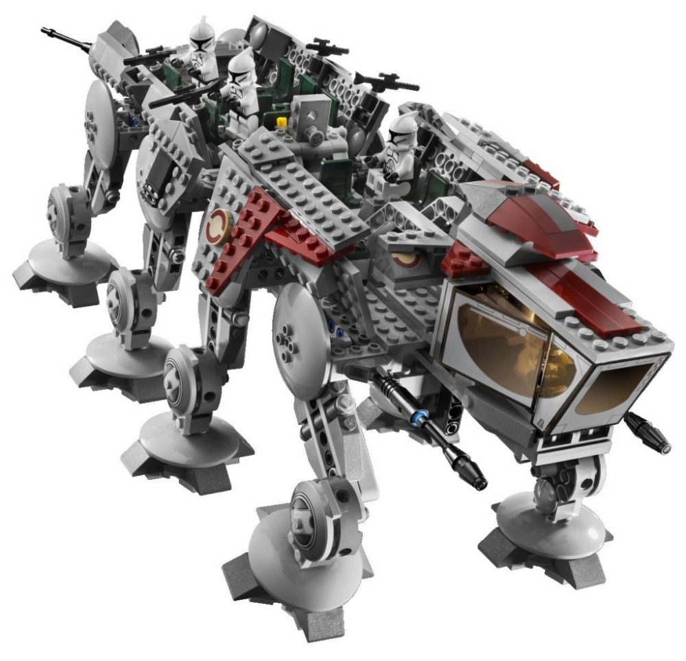 Lepin 05053 1788Pcs Space War Genuine The Republic Dropship Model Building Kit Block Bricks Gift For Children 10195 for the duration the war years