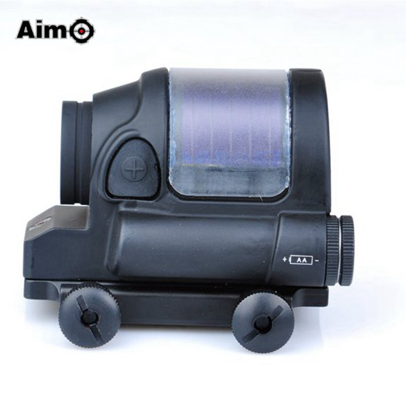 Aim-O Hunting Red Dot SRS Dəmir Reflex 1x38 Görmə sahəsi Optika - Ovçuluq - Fotoqrafiya 3