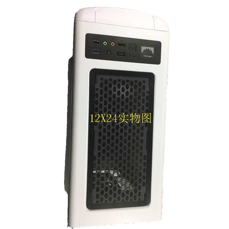12*24cm Magnetism Air Filter Customize Magnetic Force For Iron Chassis Computer