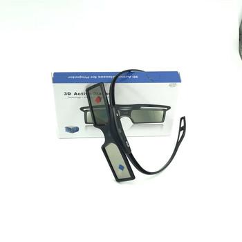 1 pc 3D aktywne migawki okulary dla DLP-LINK DLP Link projektorach 96-144Hz do projektora Optoma dla LG dla acer DLP-LINK DLP Link projektorach tanie i dobre opinie Wciągające Brak Okulary Tylko Pakiet 1 NoEnName_Null shutter 3D Glasses