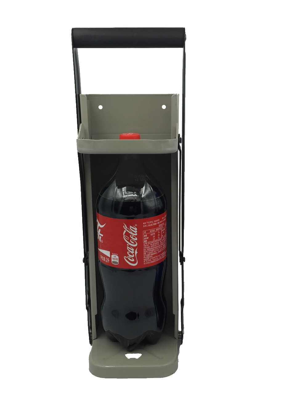 2.5L Big Bottle Crusher For 2.5L 1.5L And 500ml Bottle Crush Also Suitable For 16oz&12oz&8oz Cans Or Tins Use Large Can Crusher