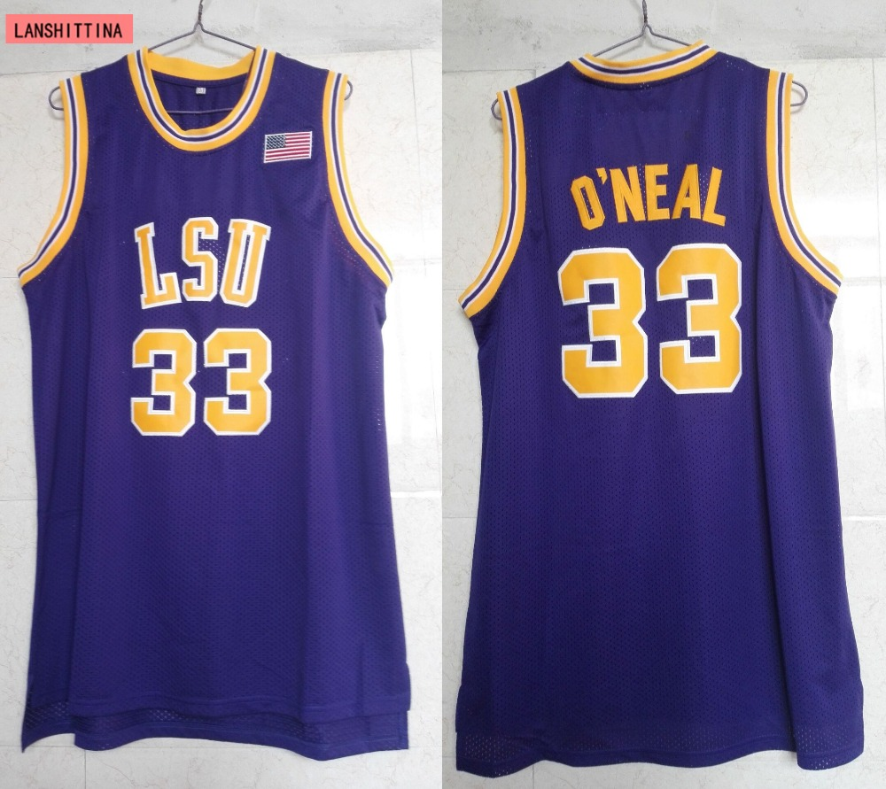 size 40 88494 4a55f 33 shaquille o neal jersey