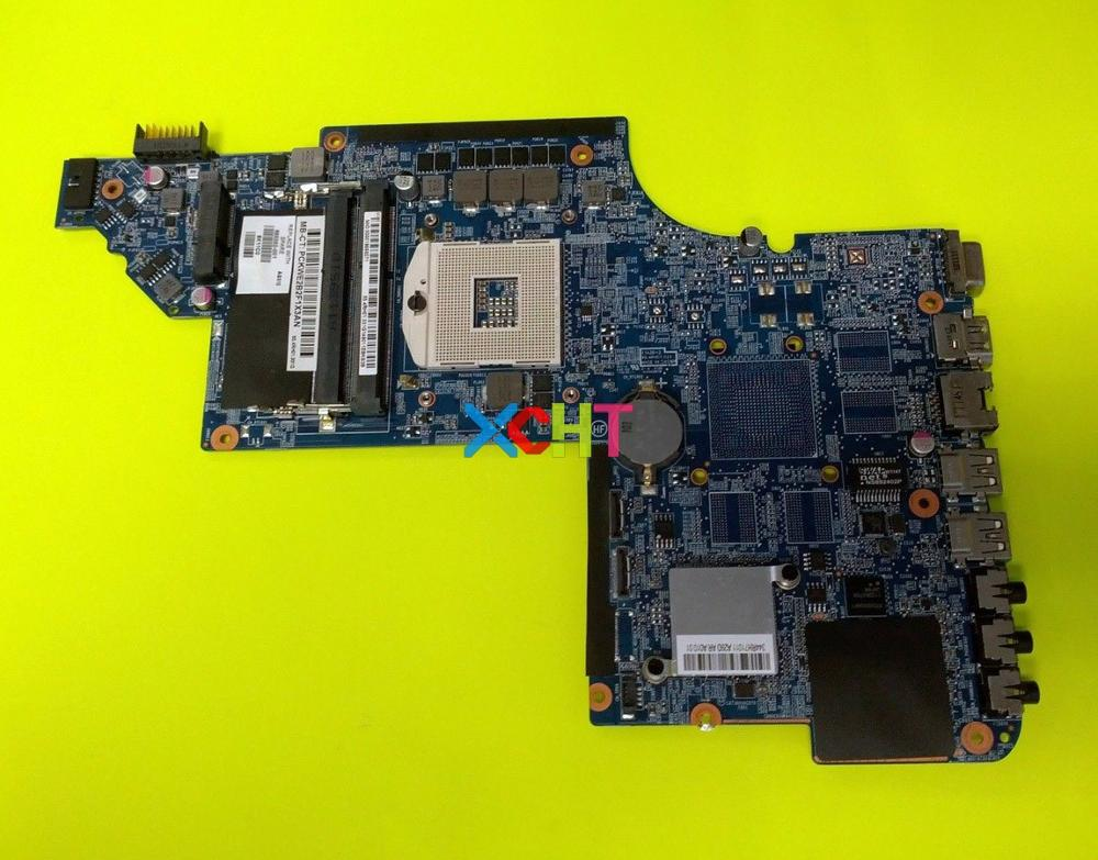 XCHT for HP Pavilion DV6 DV6-6000 Series DV6T-6C00 665352-001 HM65 UMA Laptop Motherboard Mainboard Tested & Working PerfectXCHT for HP Pavilion DV6 DV6-6000 Series DV6T-6C00 665352-001 HM65 UMA Laptop Motherboard Mainboard Tested & Working Perfect