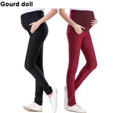 2016 Tailles Plus De Maternité Pantalon pour Les Femmes Enceintes De Maternité leggings pour L'été Salopette Grossesse Pantalon Vêtements De Maternité