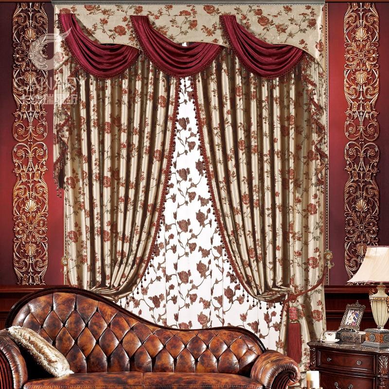 International decor curtains for International home decor