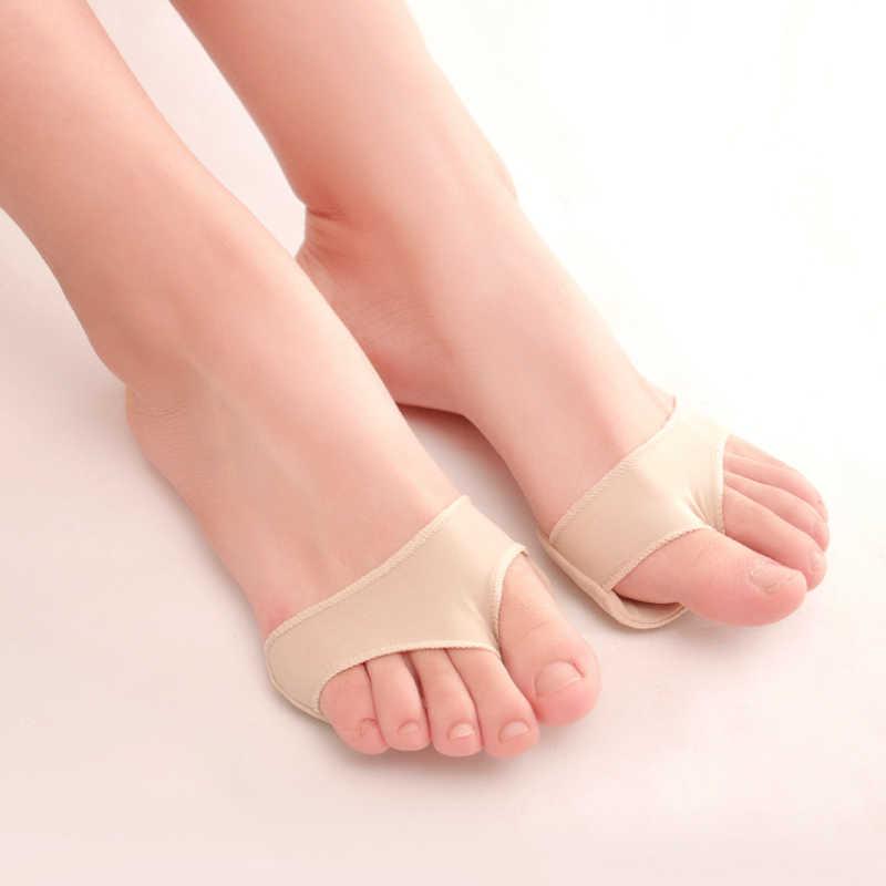 Coussinets en Gel de tissu Putimi pour le soin des pieds coussins métatarsiens antidérapants coussinets en Silicone pour le soutien de la douleur de l'avant-pied outil de soin des pieds avant