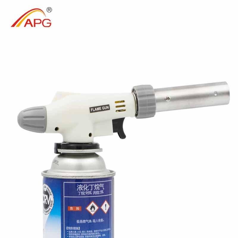 APG Butangas Gas-brennerflamme Gun Zündung Fackel leichter tool