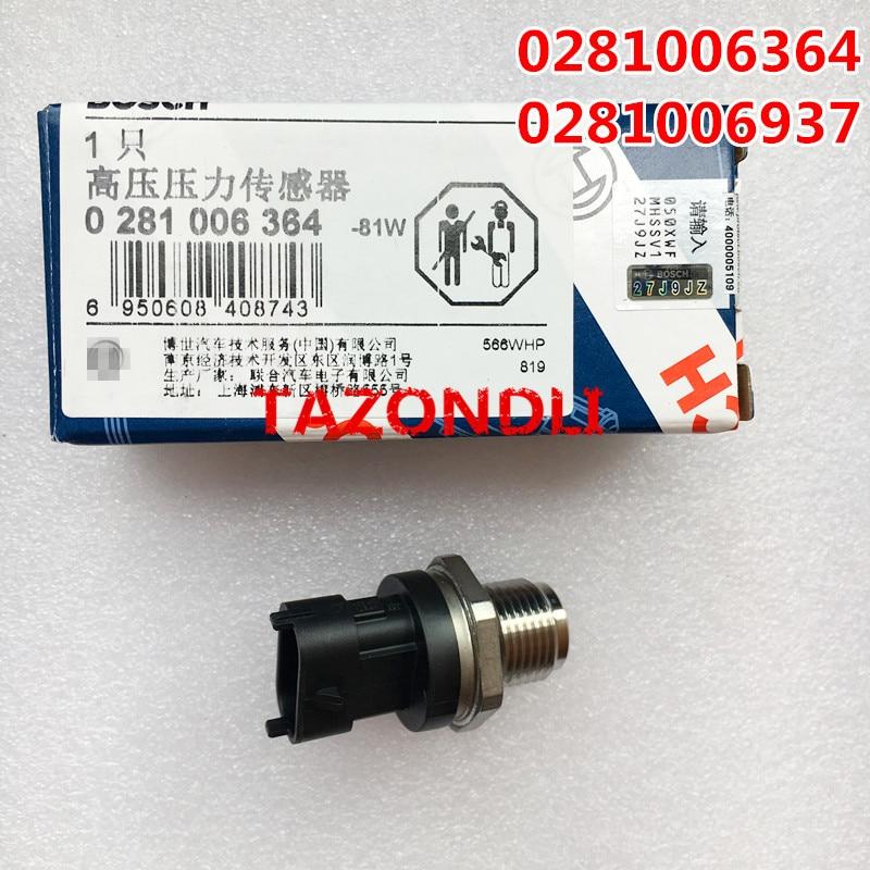 100 original and new pressure Pressure Sensor 0281002937 0281006364 55195078 9S519 G756 AB 9S519 G756 AB
