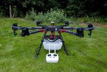6 axis 7 KG perlindungan perlindungan UAV Drone multi-axis Pertanian Pertanian Untuk Taburi pestisida RTF