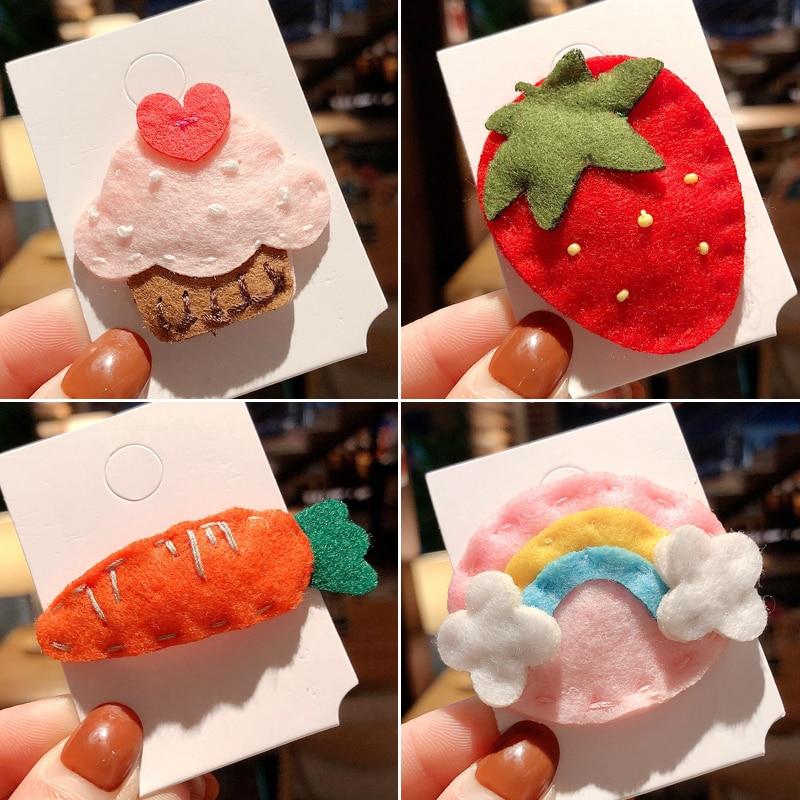 蛋糕.草莓.胡萝卜.彩虹