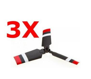 3X Walkera CB180D CB180Q V200D02 V200DQ01 Tail Blade